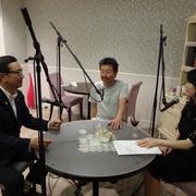 ラジオ収録|Cross Culture Holdings クロスカルチャーホールディングス|松任谷愛介 Aisuke Matsutoya|