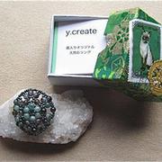パーソナルカラーとアクセサリー y.create
