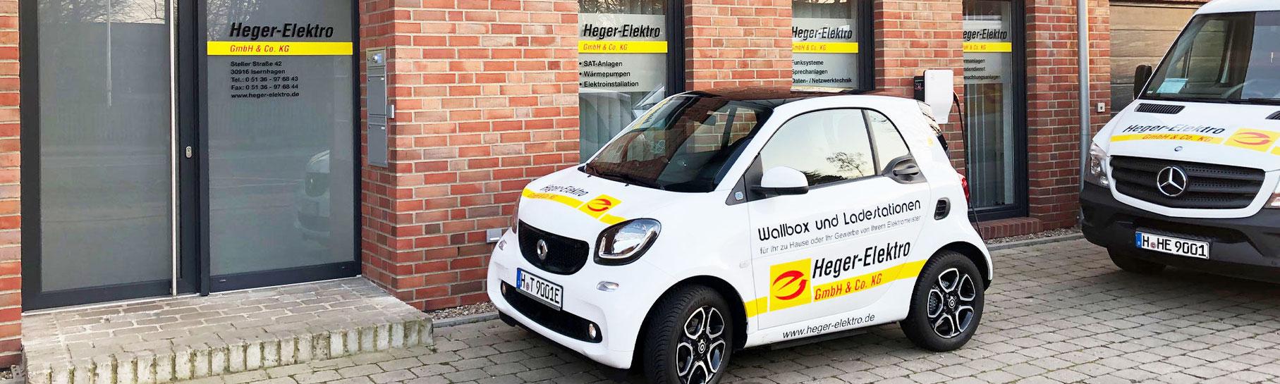 Heger-Elektro ist Ihr Spezialist für Elektrotechnik in Hannover und Umgebung