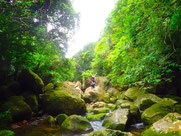 SUP SUPツアー 女子旅 西表島