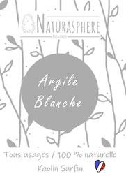 Argile Blanche Naturasphere