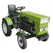 Zubr МB120D Tractor