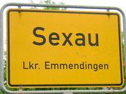 Sexau.