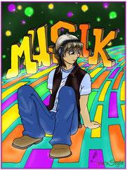 Musik  ( Irgendwie hats mich beim colorn kirre gemacht! ><' )