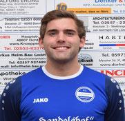 Florian Röwert - Abwehr