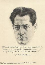 Capablanca champion monde echecs 1927