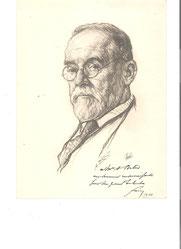 professeur Jean Louis Faure  1930
