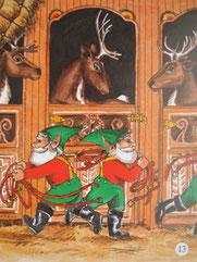 『クリスマスの願いごと』13ページ目