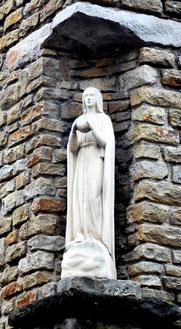 La Vierge N-D du Monde à Doullens
