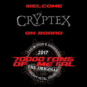 Cryptex, 70.000 Tons of Metal