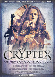Cryptex, Anthmes of Glory Tour 2016