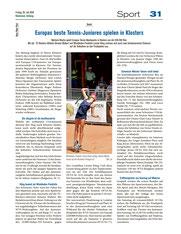 Klosterser Zeitung