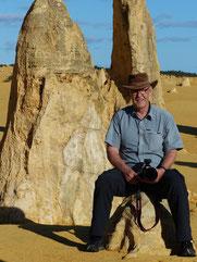 Australien, Nambung Nationalpark (Pinnacles)