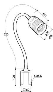 Technische Zeichnung Flex Basic