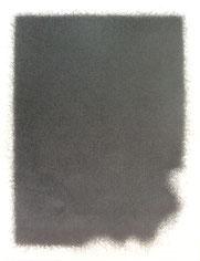 o.T.,  Bleistift auf Papier 65 x 45 cm, 1980