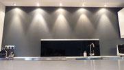 eclairage cuisine spot encastre rue paul codaccioni a marseille 13007