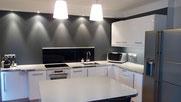 renovation electricite d'une cuisine dans un appartement marseille