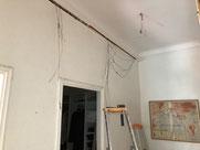 ancienne installation electrique d'un appartement à marseille rue endoume 13007