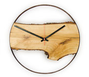 Wanduhren, Holz Wanduhr, Küchenuhr, Südtirol, Holzschmuck, Wanduhren, Holz Wanduhr, Küchenuhr, Südtirol, huamet., Holzschmuck