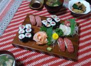 2.我が家の主食、寿司