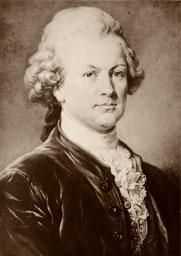 Gotthold Ephraim Lessing, by Carl Jäger