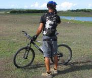 VTT au Nord Grande Terre Guadeloupe