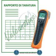 Taratura Termometri ad infrarossi