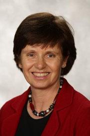 Silke Marienhagen, Abteilungsleiterin für die Jahrgänge 5-7