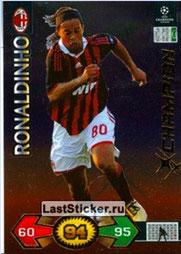 N° 013 - RONALDHINO (2001-03, PSG > 2009-10, Milan AC, ITA) (Champion)