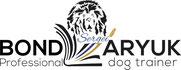 creative logo design; professional dog trainer logo design; cynologyst logo design; Sergey Bondaryuk logo design; dog logo design; PR STUDIO LA BEAUTY; PRS LA BEAUTY; Kiev; Ukraine; kinolog logotip disain; professionalniy trener sobak disain logotipa; sob