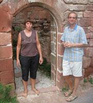 Puce et François vous accueillent à La Mérelle de Collonges-la-Rouge. La Mérelle est un gîte d'étape, de randonnée et acceuil pèlerin en Vallée de la Dordogne