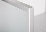 Profil: 901078.61 Silber Glas: Satinato