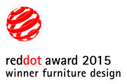 reddot award 2015 winner furniture design
