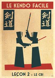 kendo leçon du 7/12/17 le cri