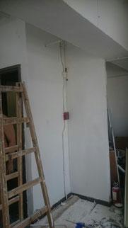 劏房裝修:彩鋼板間