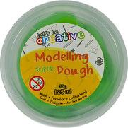 Modellierknete grün