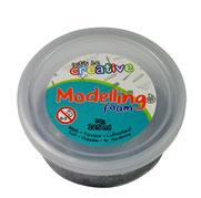 Modelliermasse silber