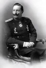 Kaiser Wilhelm II. (Quelle: Wikipedia)