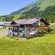 Landhaus Würtz Riezlern Ferienwohnungen