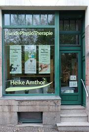 Hundephysiotherapie Heike Amthor Leipzig Stötteritz