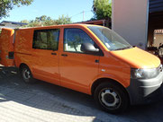 VW ORANGE MECA