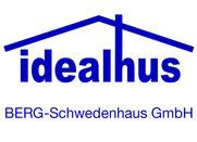 Logo von idealhus.com von Berg-Schwedenhaus GmbH