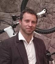 Daniel Hoppmann Fundador y CEO Greentours.