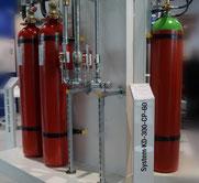 serwis systemu gaszenia gazem fm-200 legalizacja butli udt