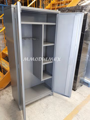 Gabinete metálico para productos de aseo