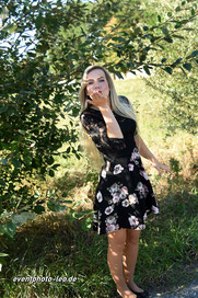 Sophia Venus / Schlager / Kuss / eventphoto