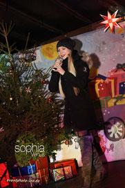 Sophia Venus / Schlagersängerin / Weihnachten / eventphoto-leo.de