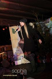 Sophia Venus / Schlager / eventphoto / Weihnachtstour