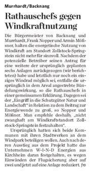 Stuttgarter Zeitung vom 16.03.2017