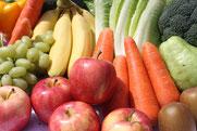 Obstteller gesunde Ernährung Nichtraucher durch Hypnose